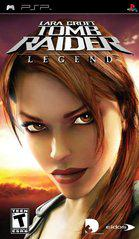 Tomb Raider Legend (Sony PSP)