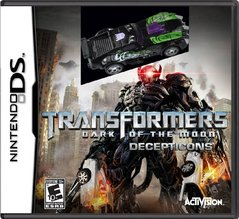 Transformers: Dark of the Moon Decepticons (DS)