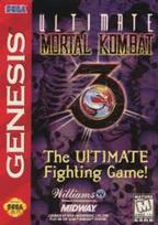 Ultimate Mortal Kombat 3 (Genesis)