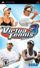 Virtua Tennis 3 (Sony PSP)