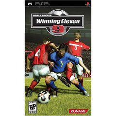 World Soccer Winning Eleven 9 (Sony PSP)