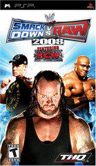 WWE Smackdown vs. RAW 2008 (Sony PSP)