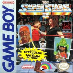 WWF Superstars 2 (Gameboy)