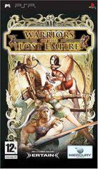 Warriors of the Lost Empire (Sony PSP)
