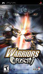 Warriors Orochi (Sony PSP)