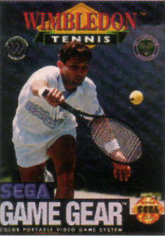 Wimbledon Tennis (Game Gear)