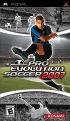 Winning Eleven Pro Evolution Soccer 2007 (Sony PSP)
