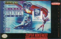 Winter Olympic Games (SNES)