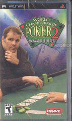 World Championship Poker 2 (Sony PSP)