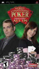 World Championship Poker All In (Sony PSP)