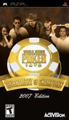 World Series of Poker 2007 (Sony PSP)