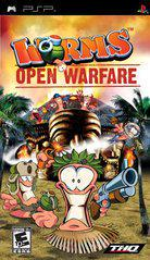 Worms Open Warfare (Sony PSP)
