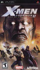 X-Men Legends II: Rise of Apocalypse (Sony PSP)