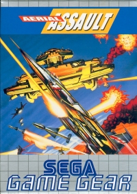 Aerial Assault (Sega Game Gear)