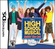 High School Musical : Makin the Cut (DS)
