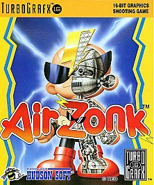 Air Zonk (Turbo Grafx 16)
