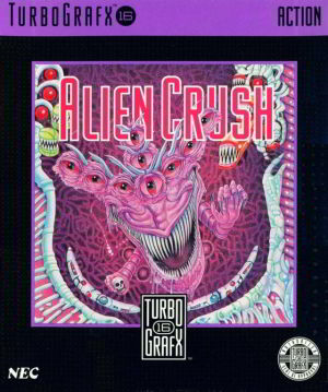 Alien Crush (Turbo Grafx 16)