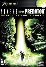 Aliens vs. Predator Extinction (Xbox)