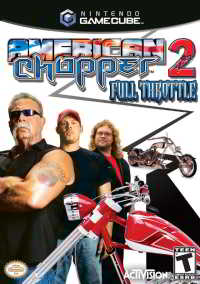 American Chopper 2 Full Throttle (Gamecube)