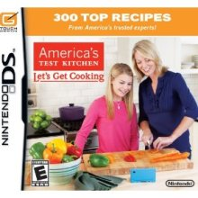 America's Test Kitchen: Let's Get Cooking  (NDS)
