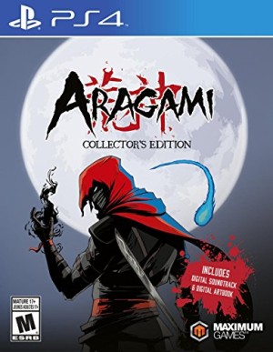 Aragami: Collector's Edition (PS4)