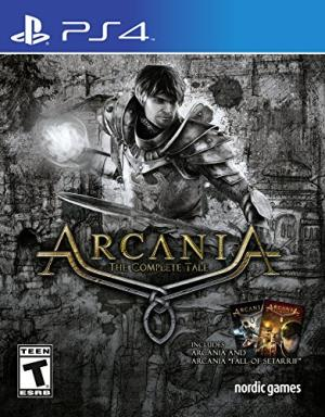 ArcaniA (Playstation 4)