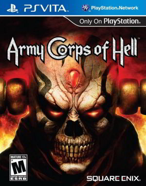 Army Corps of Hell (PSP Vita)