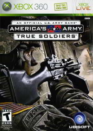 America's Army True Soldiers (Xbox 360)
