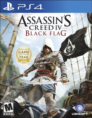Assassin's Creed IV Black Flag (Playstation 4)