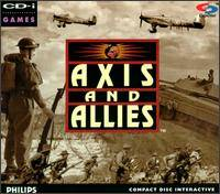 Axis and Allies (Philips CDI)