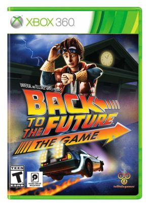 Back to the Future: The Game (360)
