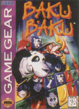 Baku Baku (Sega Game Gear)