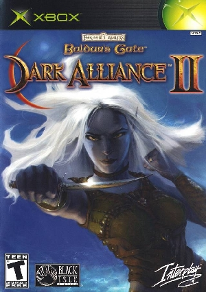 Baldurs Gate Dark Alliance 2 (Xbox)