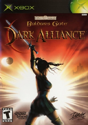 Baldurs Gate Dark Alliance (Xbox)