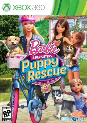 Barbie and Her Sisters: Puppy Rescue (360)
