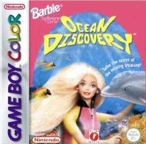 Barbie Ocean Discovery (Gameboy Color)