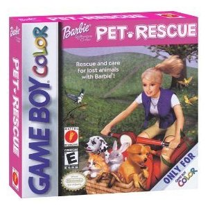 Barbie Pet Rescue (Gameboy Color)