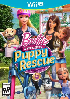 Barbie and Her Sisters: Puppy Rescue (Wii U)
