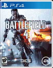Battlefield 4 (Playstation 4)