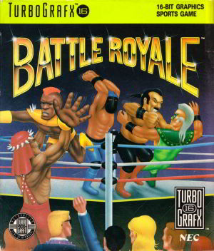 Battle Royale (Turbo Grafx 16)