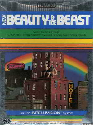 Beauty & The Beast (Intellivision)