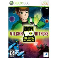 Ben 10: Alien Force Vilgax Attacks (Xbox 360)
