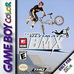 MTV Sports TJ Lavin's Ultimate BMX (Gameboy Color)