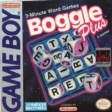 Boggle Plus (Gameboy)