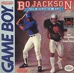 Bo Jackson Hit and Run (Gameboy)
