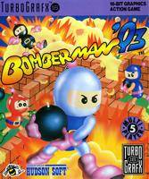 Bomberman 93 (Turbo Grafx 16)