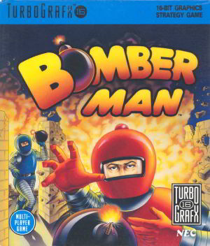 Bomberman (Turbo Grafx 16)