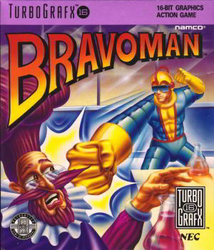 Bravoman (Turbo Grafx 16)
