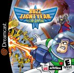 Buzz Light year Of Star Command (Sega Dreamcast)