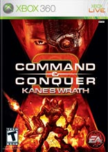 Command & Conquer 3 : Kane's Wrath (360)